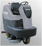 Floor and Carpet Cleaning_Floor Scrubbers_COMET 1-87 B