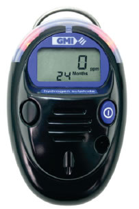 Gas Detector_Single Gas Detector_Single gas detector from GMI_T.EX